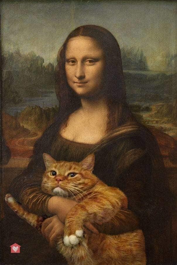 La Joconde Léonard de Vinci