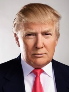 Donald Trump et sa coupe de cheveux à débat